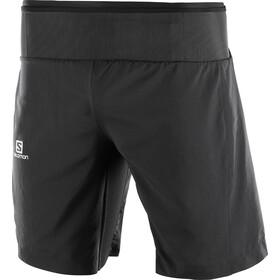 Salomon Trail Runner Twinskin Shorts Herren black